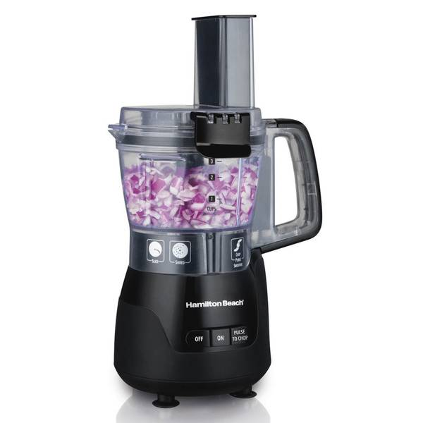 Snap Kitchen Hours: Hamilton Beach Stack & Snap Compact Food Processor