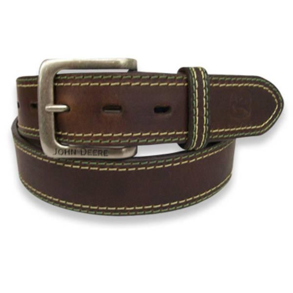 deere big s brown belt