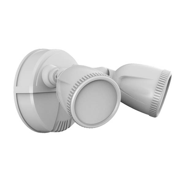Switch-Controlled LED Security Light