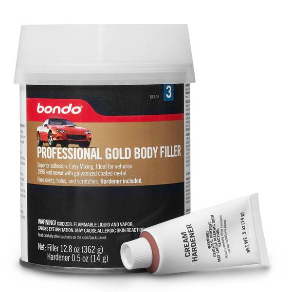 Professional Gold Body Filler