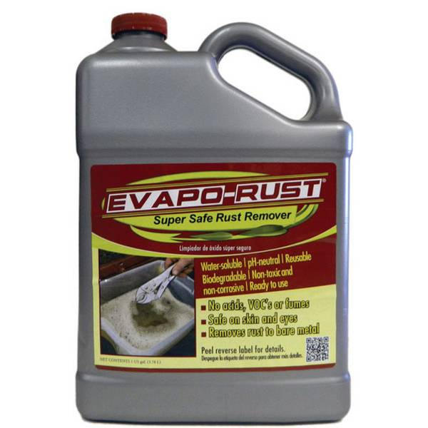 Non-Hazardous Rust Remover
