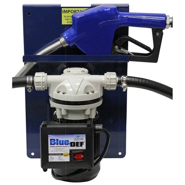 BlueDEF Tote Dispensing System