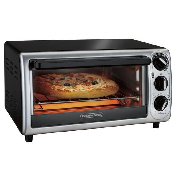 Proctor Silex 4 Slice Toaster Oven