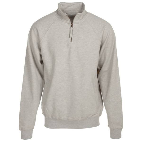 Stay Dry Mock Neck Sweatshirt