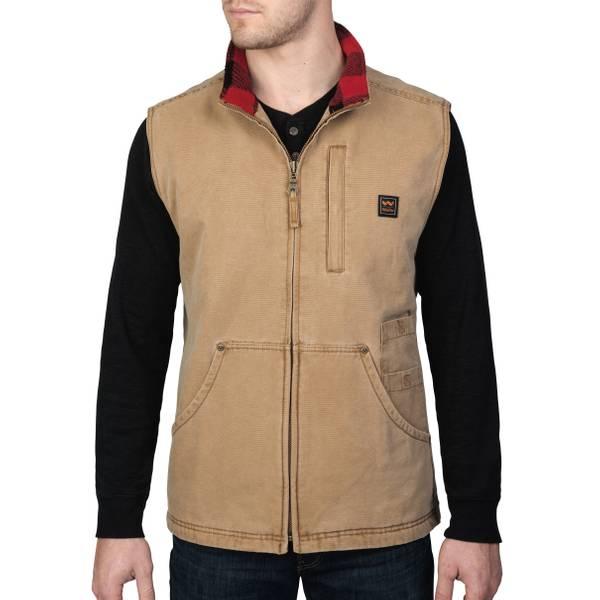 Pecos Vintage Duck Vest