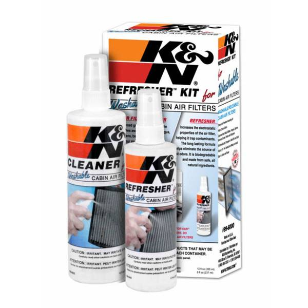 Cabin Filter Cleaning Care Kit