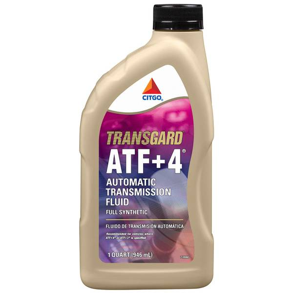 Transgard ATF +4 Automatic Transmission Fluid