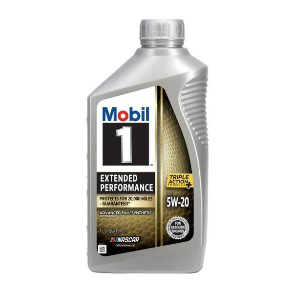 Extended Performance Formula 5W-20