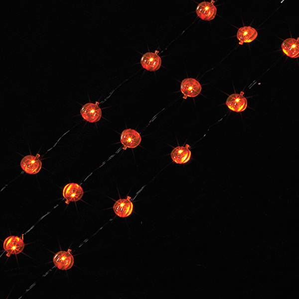 Everlasting Glow LED Pumpkin Light Strings