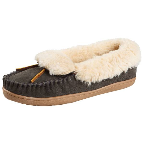 Women's Cuff Moc Slipper