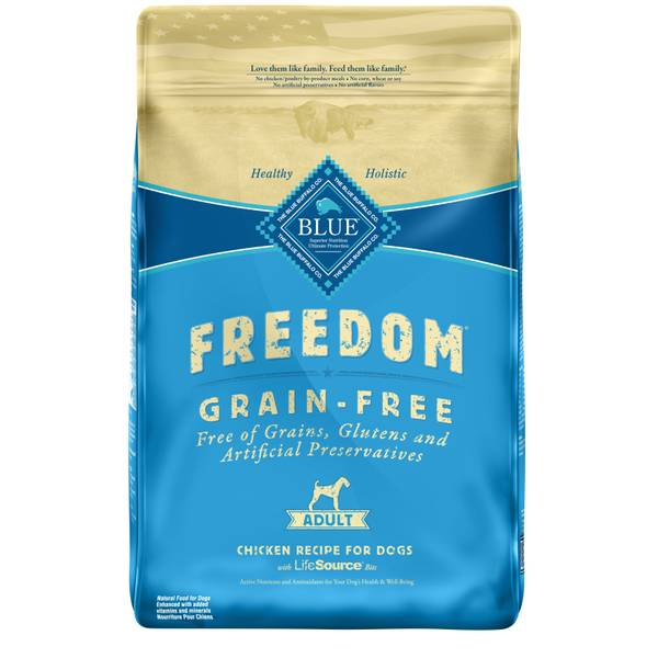 Freedom Grain Free Chicken Recipe Adult Dog Food