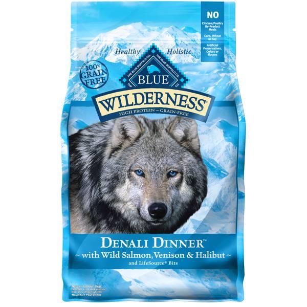 4 lb Denali Dinner Dog Food