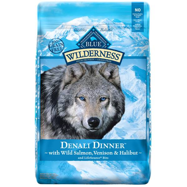 Denali Dinner Dog Food