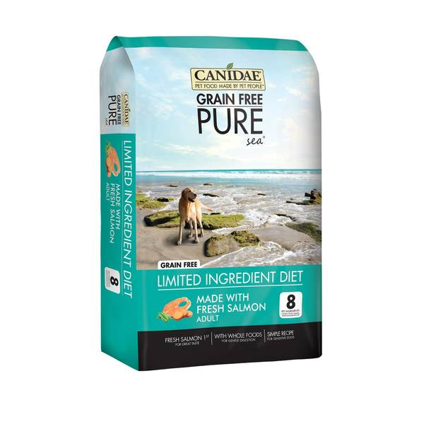 Grain Free Pure Sea Salmon Dog Food