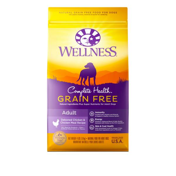 Grain-Free Chicken Adult Dog Food