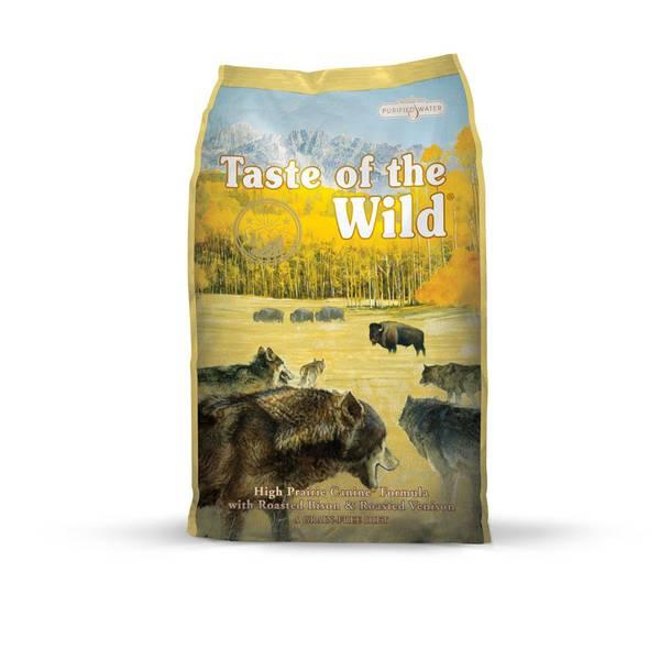 Grain-Free High Prairie Canine Formula