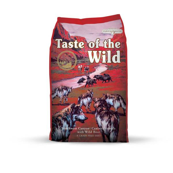 Southwest Canyon Canine With Wild Boar Dog Food
