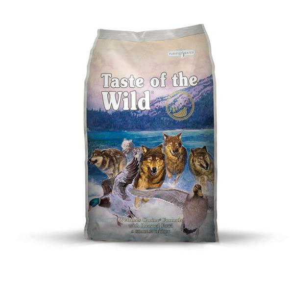 Taste Of The Wild Dog Food Wetlands