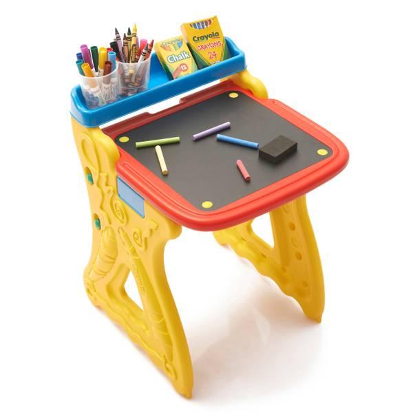 Play 'N Fold 2-in-1 Art Studio