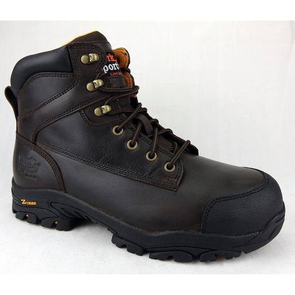 "Men's 6"" Steel Toe Work Boots"