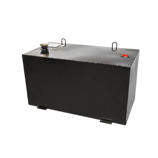100 Gallon Rectangular Fuel Tank