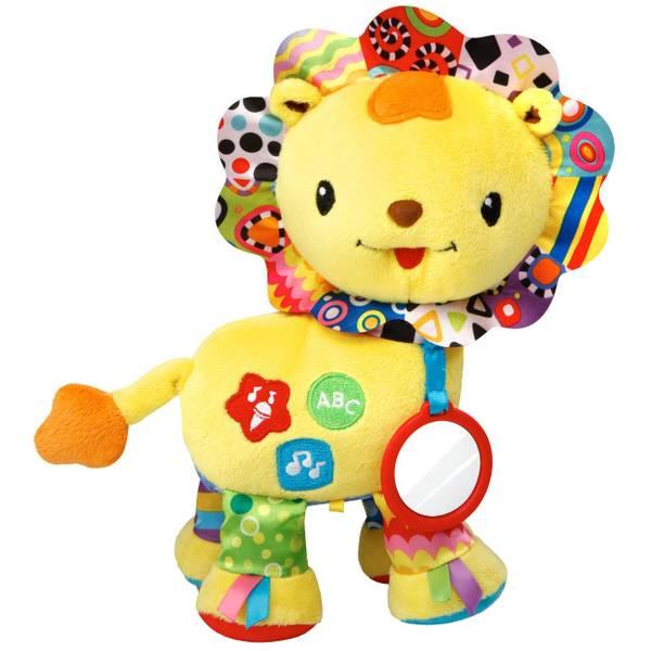 Baby Crinkle & Roar Lion