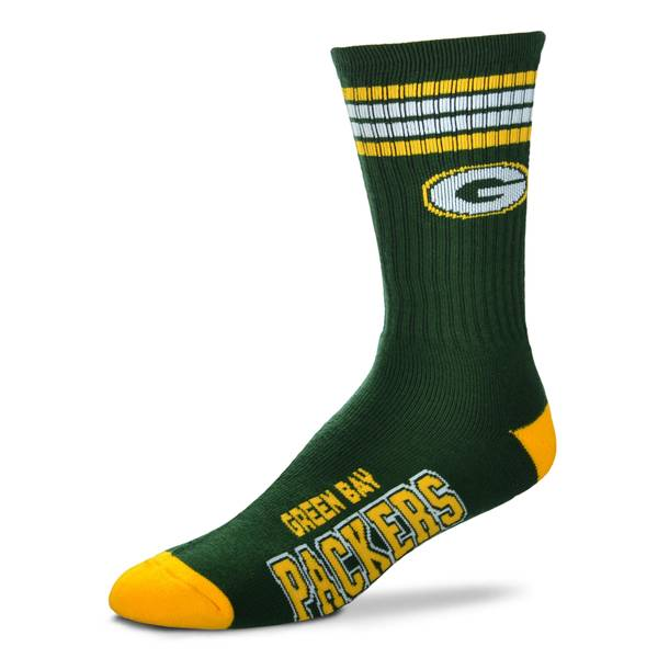 Green Bay Packers Crew Sock