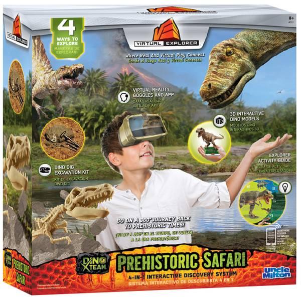 Prehistoric Safari 4-in-1 Interactive Discovery System