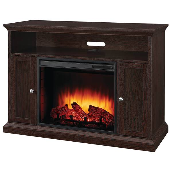 Pleasant Hearth Kaylor Media Electric Fireplace