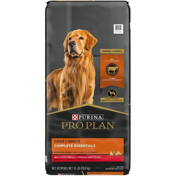 Savor Shredded Blend Beef & Rice Formula Adult Dog Food