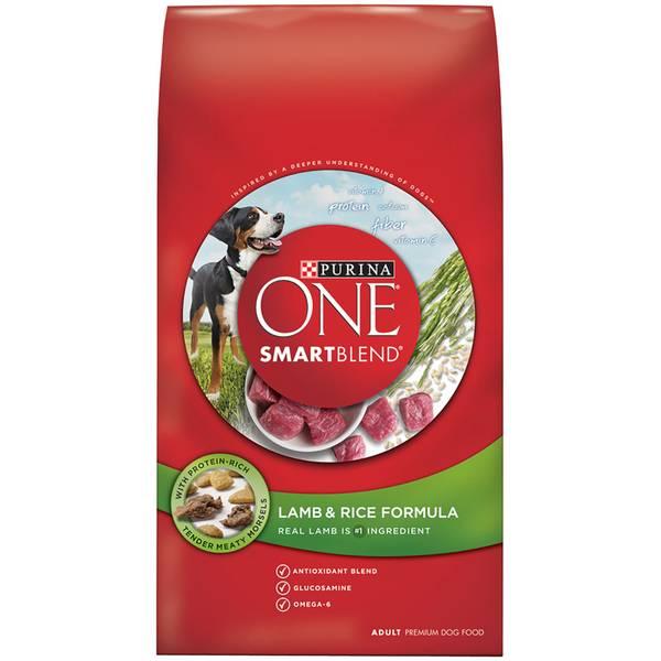 Smartblend Lamb & Rice Formula Adult Premium Dog Food