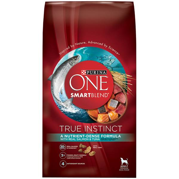 Smartblend Real Salmon & Tuna Dry Dog Food