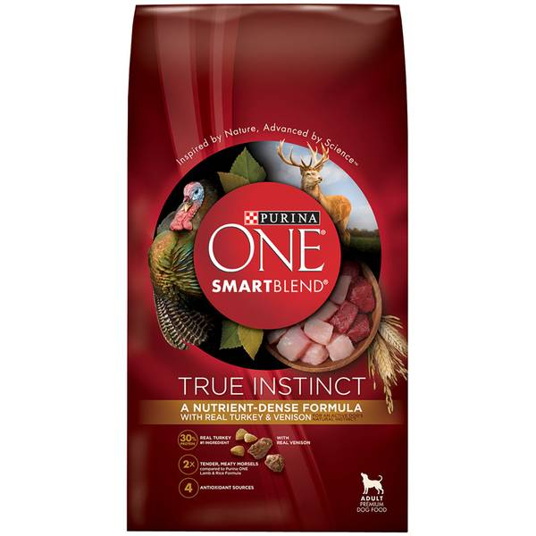 Smartblend Real Turkey and Venison Formula Dog Food