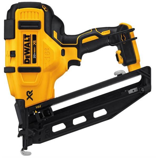20V MAX 16GA Angled Finish Nailer Bare Tool