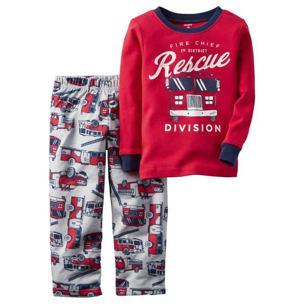Boys' 2-Piece Pajamas