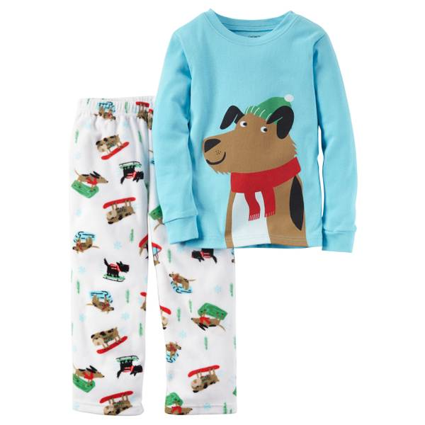 Boys' 2-Piece Pajamas