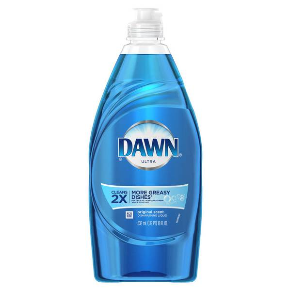 Original Scent Ultra Dishwashing Liquid