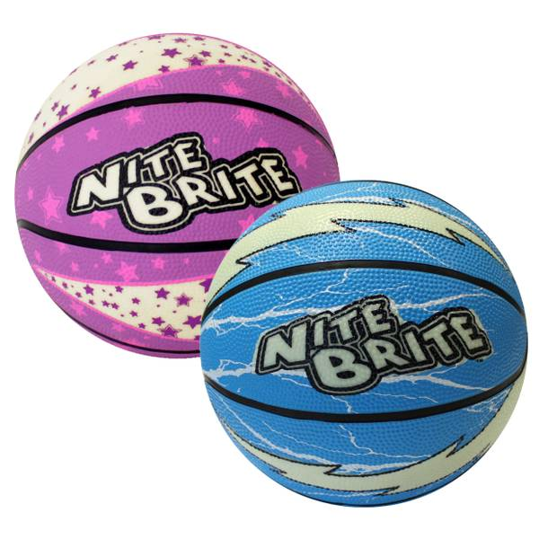 Nite Brite Lightning Basketball Assortment