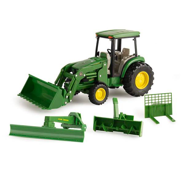 1:16 Utility Tractor with Loader