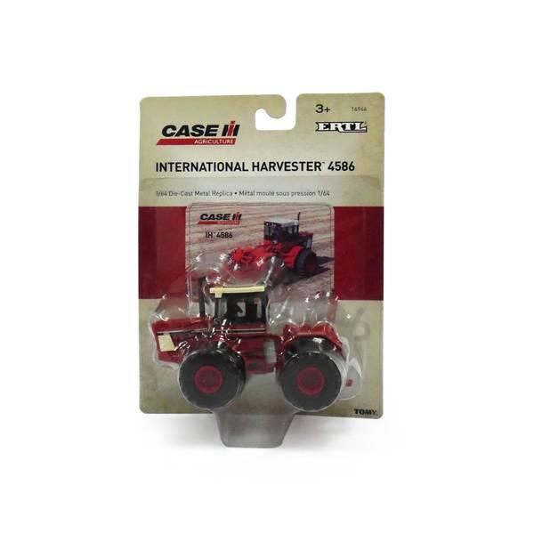 1:64 International Harvester 4586 4-Wheel Drive Tractor