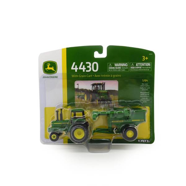 1:64 4430 Tractor with Grain Cart