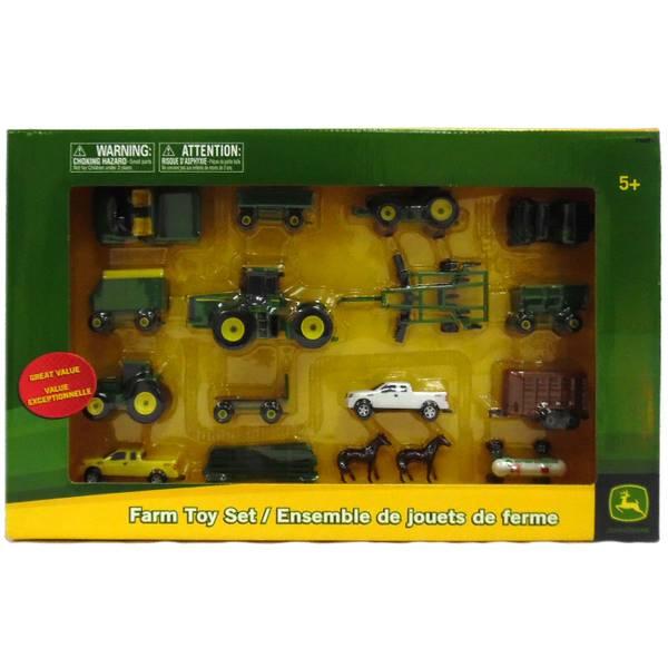 John Deere Farm Set