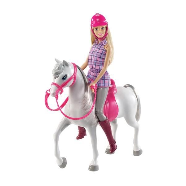Doll & Horse