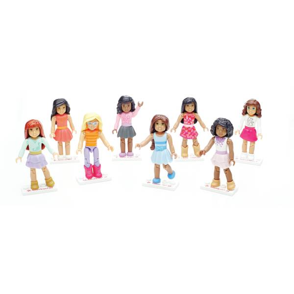 American Girl Plaid Cowgirl Figure Assortment
