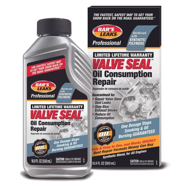 Valve Seal Oil Consumption Repair