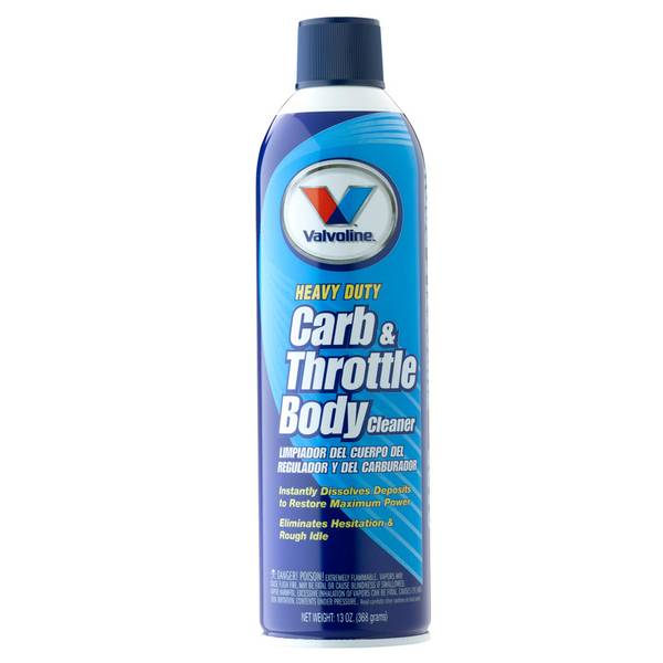Heavy Duty Carb & Throttle Body Cleaner