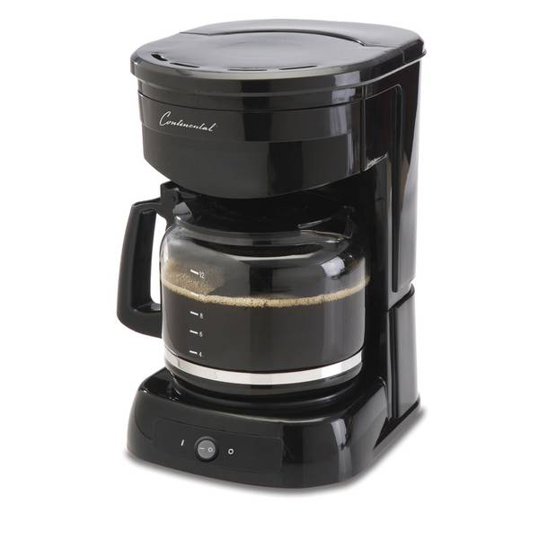Continental Electric Coffee Maker How To Use : Continental Electric Coffee Maker