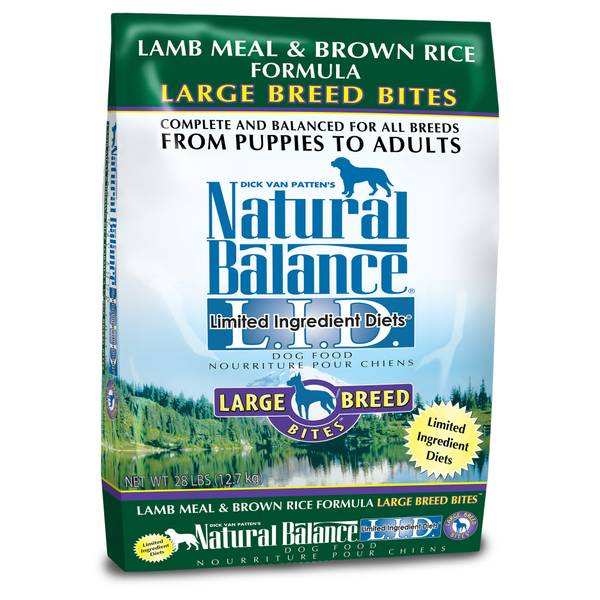 Natural Balance Dog Food Lamb And Rice
