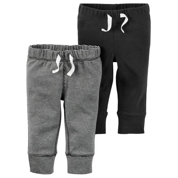 Baby Boys' 2-Pack Pants