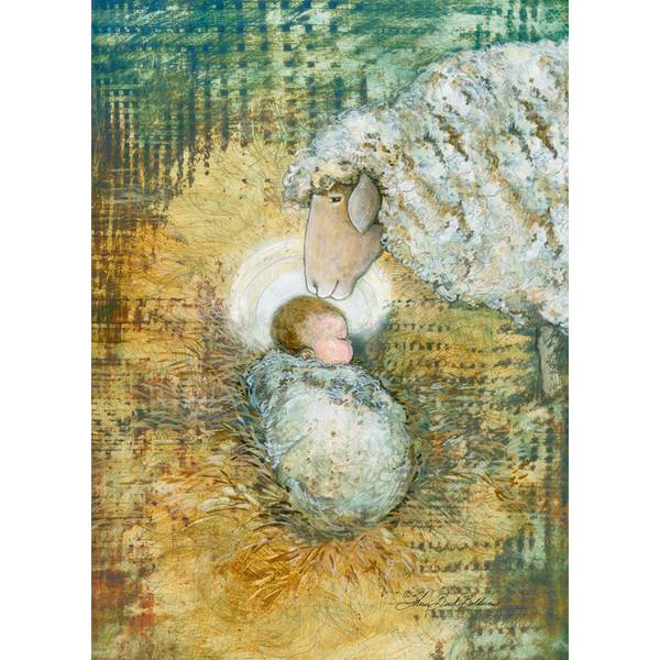Lamb of God Christmas Value Cards